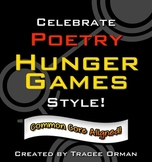 The Hunger Games Trilogy Poetry & Creative Writing Exercises