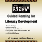 The Hunger Games - Using Guided Reading to Teach Literacy Skills