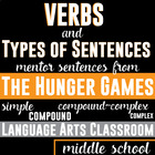 The Hunger Games: Verbs and Types of Sentences