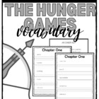 The Hunger Games Vocabulary and Definitions