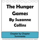 The Hunger Games by Suzanne Collins Chapter Summaries