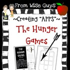 The Hunger Games iPod Touch Reading Activity