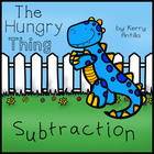 The Hungry Thing Subtraction (subtracting from 6)