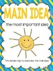 The Important Book [teaching main idea with common core st