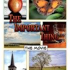 The Important Thing Comic Life Movie ProjectPackage - Co