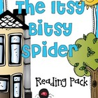 The Itsy Bitsy Spider {Reading Pack}