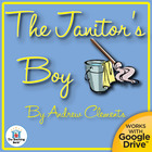 The Janitor's Boy Novel Unit CD~ Common Core Aligned!