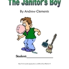 The Janitor&#039;s Boy, by Andrew Clements: A Novel Study  by J