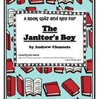 The Janitor's Boy, by Andrew Clements: An End-of-Book Test