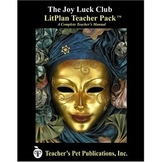 The Joy Luck Club: full unit plan on cd- 100+ pages