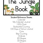 The Jungle Book-1st Grade Math Reference Pages