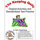 The Keeping Quilt Original Activities and Standardized Tes