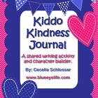 The Kiddo Kindness Journal