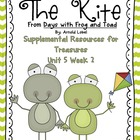 The Kite with Frog and Toad- Supplemental Resources for Tr