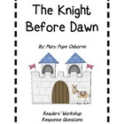The Knight At Dawn Readers&#039; Response Pack!