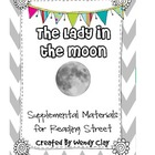 The Lady in the Moon First Grade Reading Street Materials