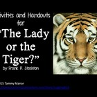 """The Lady or the Tiger?"" by Frank R. Stockton"