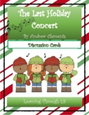 THE LAST HOLIDAY CONCERT by Andrew Clements - Discussion Cards