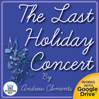 The Last Holiday Concert Teaching Novel Unit CD~ Common Co