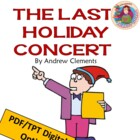 The Last Holiday Concert, by Andrew Clements: A Book Club Packet