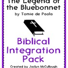 The Legend of the Bluebonnet- Biblical Integration Pack