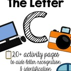 The Letter C Pack {Letter Recognition and Identification}