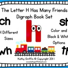 The Letter H Has Many Friends Books