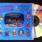 The Letter People - Alphabet Songs Music CD