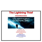 The Lightning Thief Board Game