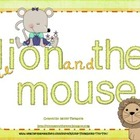 The Lion and the Mouse Reading Street Kit
