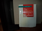 The Little Brown Compact Handbook ISBN 0-06-500902-9