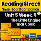 The Little Engine That Could SmartBoard Companion Reading