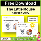 The Little Mouse - Addition Concept Story