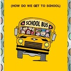 The Little School Bus - Teachers Activities, Handouts, & C