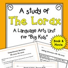 The Lorax Unit: Context Clues, Inference, Elements of Fict