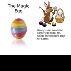 The Magic Egg Emergent Reader
