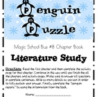 The Magic School Bus - Penguin Puzzle #8