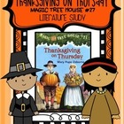 The Magic Tree House #27 - Thanksgiving on Thursday