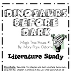 The Magic Tree House - Dinosaurs Before Dark