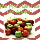 The Many Ways We Use Apples Power Point