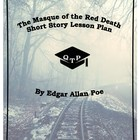 The Masque of the Red Death Edgar Allan Poe Lesson Pack