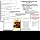 The Mayor of Casterbridge Test Pack  Thomas Hardy