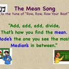 """The Mean Song"" (Tune to Row Your Boat)"