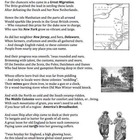 The Middle Colonies (26) - poem, worksheets and puzzle