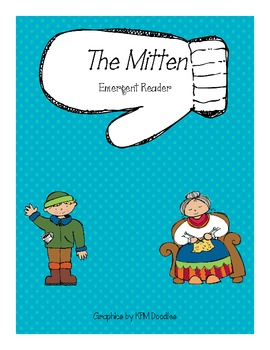The Mitten Emergent Reader Mini Book