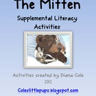 The Mitten: Jan Brett Literacy Activities