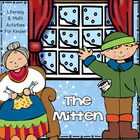 &quot;The Mitten&quot; Math and Literacy Pack - Whole group and Cent