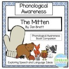 The Mitten: Phonemic Awareness Companion Pack