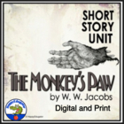 The Monkey's Paw - Short Story Unit