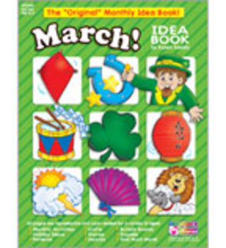 The Month of March Idea Book
